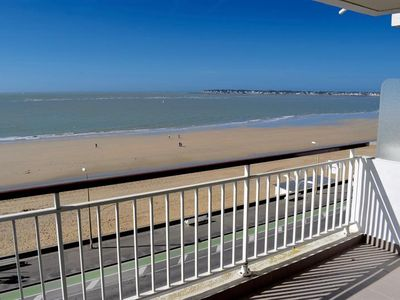 Photo for BEAUTIFUL 3 ROOMS FACING THE SEA 2 STEPS FROM THE AVENUE DE GAULLE