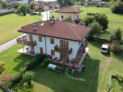 Photo for VILLA IRMA: at only 2 Km to the beaches of Lakes Caldonazzo and Levico