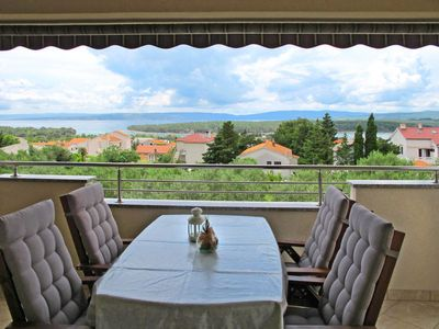 Photo for Apartment Sulina (PUT110) in Krk/Punat - 4 persons, 1 bedrooms