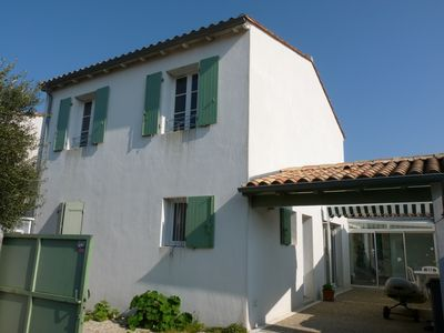 Photo for Ideal location 300 m from the most beautiful beach of the Ile de Ré