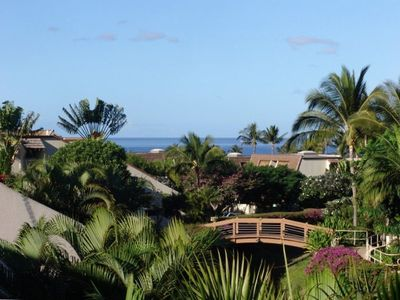 Beautiful Ocean & Garden View From Main Lanai