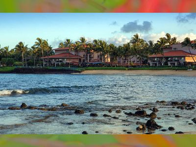 Marriott's Waiohai - - July 11 - 18