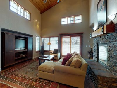 Photo for NEW LISTING! Beautiful townhouse in a great neighborhood - close to ski slopes!