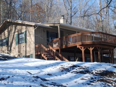 Photo for 5BR House Vacation Rental in Lake Lure, North Carolina