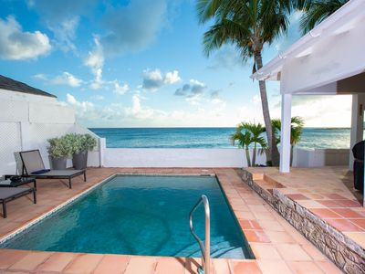 Beachfront 4 Bedrooms Villa. Can be rented as 2 or 3 bedrooms
