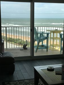 Photo for WATCH THE SUNRISE- COZY BEACH CONDO
