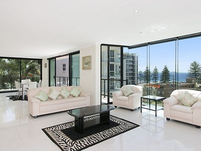 Photo for 1/21 Petrie Street - 3 Bedroom Apartment overlooking Rainbow Bay
