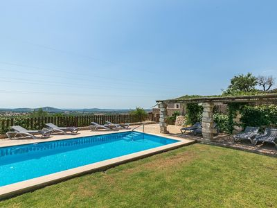 Photo for Authentic natural stone finca in the east of Majorca with foresight