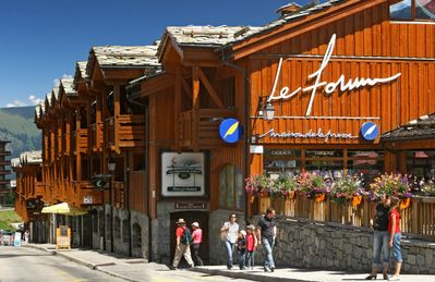 Photo for 2 bedroom accommodation in Courchevel