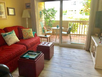 Photo for WALK TO THE BEACH!!  Condo Fully Renovated in 2016