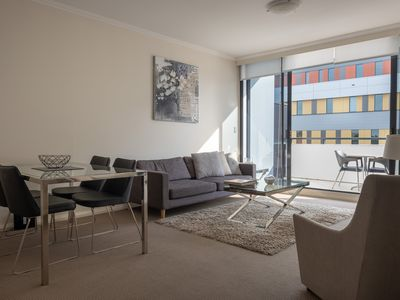 Photo for Corporate one bedroom apartment HER007027