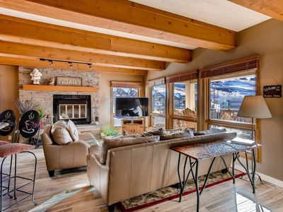 Photo for Elegant, Modern, Cozy Crested Butte Condo | Near the Lifts!