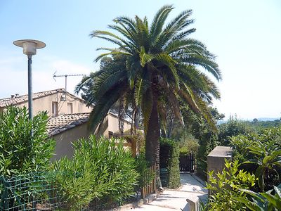 Photo for One bedroom Villa, sleeps 4 in La Croix-Valmer with Air Con and WiFi