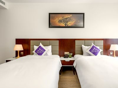 Photo for Aria Grand Hotel and Apartments (Premier Twin 4)