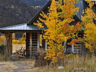 Photo for Internationally Flavored Cabin in Southwest Montana.