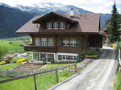 Photo for Apartment Soldanella in Matten  (St. Stephan) - 5 persons, 2 bedrooms
