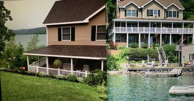 Photo for 5BR/4BA on Otsego Lake W Dock/Luxury Amenities