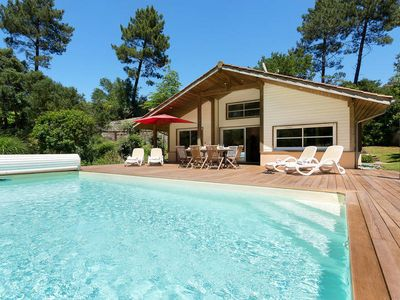 Photo for Vacation home Clairière aux Chevreuils  in Moliets, Aquitaine - 8 persons, 4 bedrooms