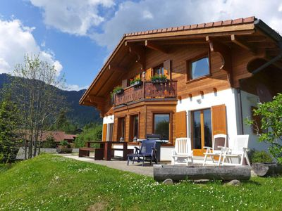 Photo for Vacation home Chalet Petit Pont in Villars - 10 persons, 5 bedrooms