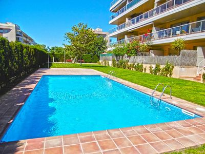 Photo for Great Salou Residential Luxury Apartment strategic located towards many places