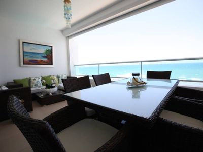 Photo for This apartment is a 2 bedroom(s), 2 bathrooms, located in Playa Juan Dolio, San Pedro de Macoris.