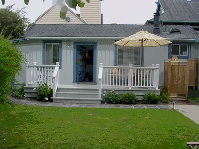 Photo for Charming & Private Santa Cruz Cottage 3 Blocks from the Beach