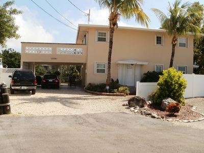 Photo for A spacious home with 200 ft. of canal and easy access to the bay and the ocean.