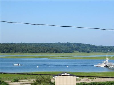 Photo for Humarock (Scituate) Beachfront Property with Views of the South River!