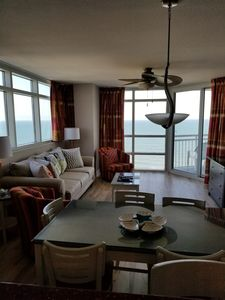 Photo for Affordable, Upgraded, Luxury OCEAN and Marsh view- CLEANING AND LINENS INCLUDED