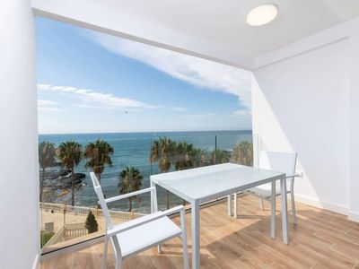 Photo for Modern Apartment Panoramic View Sea