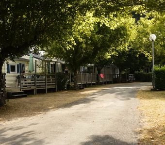 Photo for Camping Lake Néguenou *** - Mobile home Privilège 3 Rooms 5 Persons