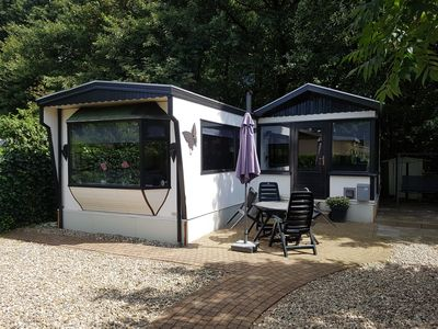 Photo for Lovely holiday cottage in Wells in the Veluwe