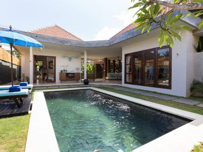 Photo for New beautiful 2 Bedroom Villa, Seminyak