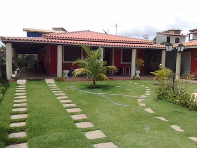 Photo for House for rent in Barra do Jacuípe, North Bahia Coast