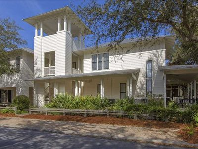Photo for Alabaster - Watercolor, Heated Community Pool, Bike to Seaside or Grayton Beach!