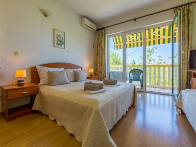 Photo for Studio flat with balcony and sea view Crikvenica