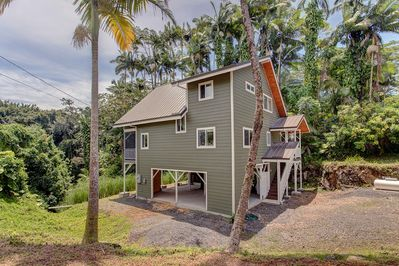 Tremendous Oma Oma O Falls Pristine Private Home W Waterfalls Access Hilo Download Free Architecture Designs Rallybritishbridgeorg