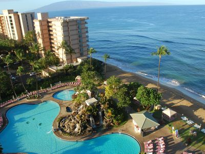 Photo for 1BR Deluxe OceanView condo, 1bath, convertible bed (sleeps 4~5) - $300 / night