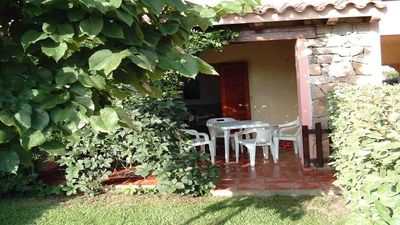 Photo for SARDINIA SAN TEODORO VILLA WITH GARDEN AND PARKING 5 MINUTES FROM LA CINTA