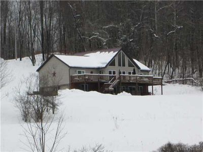 Photo for All-Season Ski Chalet In Ellicottville, Ny