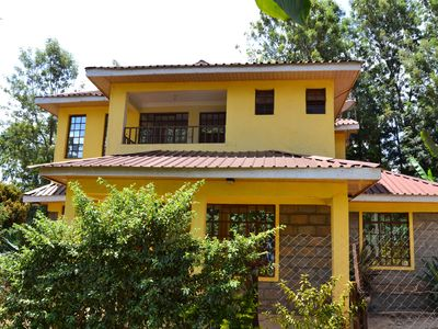 Photo for Countryside Villa-3BR with Unlimited WIFi&DSTV