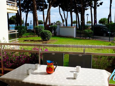 Photo for Cambrils apartment facing the sea. Beach at 20m. Close to all amenities.