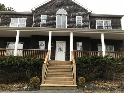 Shaker style, 5 BR, 3 Full Bath home with large welcoming front porch