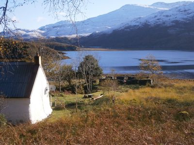 Photo for Off-grid  seaside holiday cottage