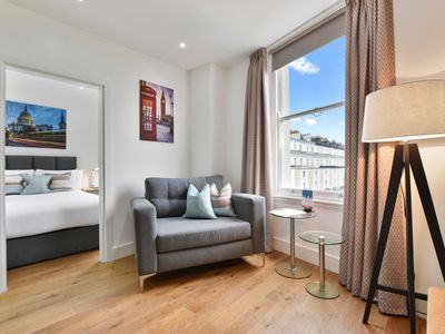 Photo for Bright, Contemporary Studio in Exclusive, Quiet Area North of Kensington Gardens