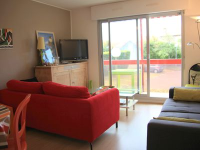 Photo for Pretty T3 Biarritz near Côte des Basques