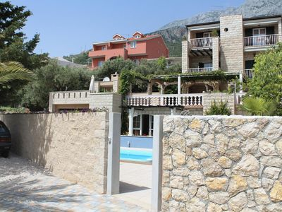 Photo for Studio flat with balcony Tučepi (Makarska)