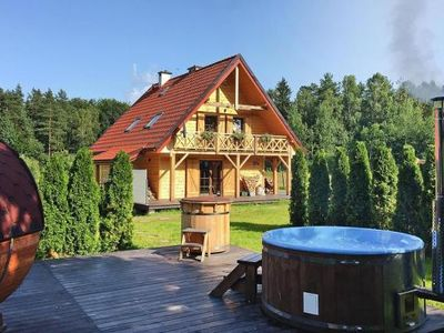 Photo for Holiday homes, Gulbity  in Masurische Seenplatte - 6 persons, 2 bedrooms