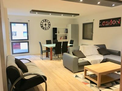Photo for 74m2 apartment - 6 people - center of Colmar.