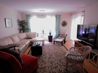 Photo for 2 Bedroom Townhouse, Springwood Villas, Short Walk to Beach